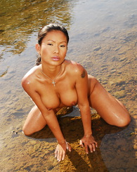 Priva is very cute and kinky asian babe with big tits and she loves to show you her huge boobs and pussy